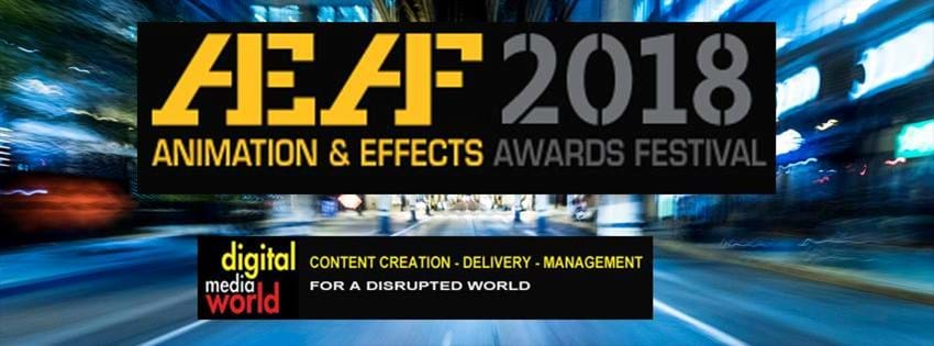 Passes to AEAF 2018 from EIZO