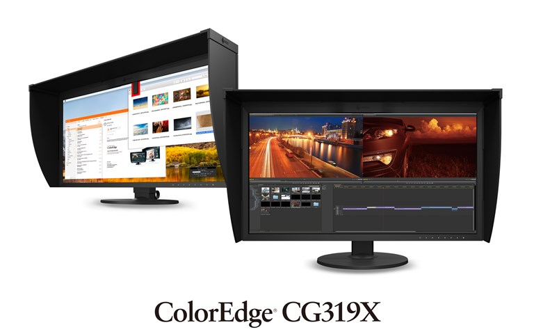 4K Computer Monitor - ColorEdge CG319X