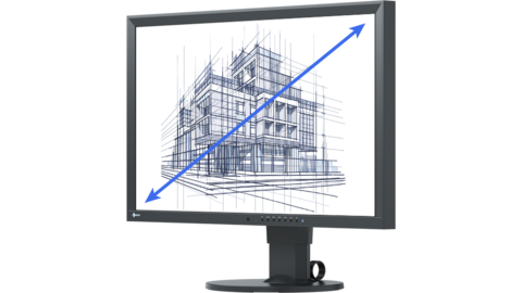 EIZO CAD Monitors 2