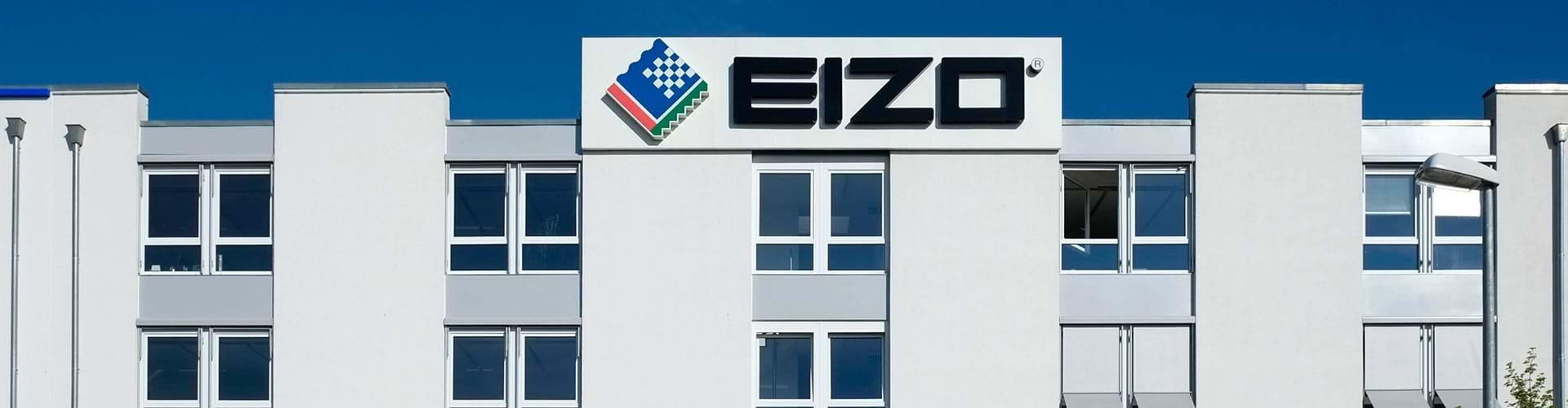 EIZO is the world's leading manufacturer of high-end monitor solutions.