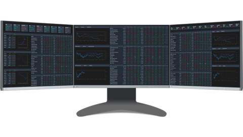 EIZO Finance Monitors 2