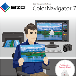 ColorNavigator 7 Pictorial Guide