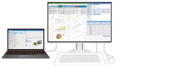 FlexScan EV2457 Monitor | EIZO